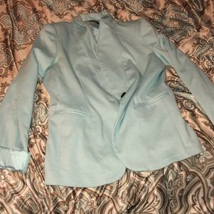 Good condition women's button blazer size small
